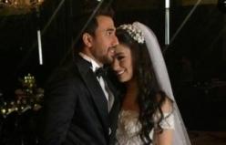 Kasımpaşaspor'un başarılı futbolcusu Mahmoud Trezeguet evlendi
