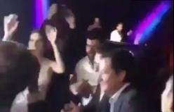 Acun Ilıcalı Mesut Özil'in düğününde kendinden geçti