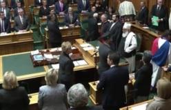 Yeni Zelanda Meclisi Kur'an-ı Kerim ayetleriyle yankılandı