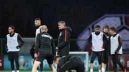Milli heyecan başlıyor! Arnavutluk-Türkiye maçı muhtemel 11'leri