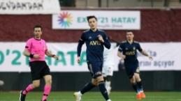 Fenerbahçe bir dünya yıldızını daha transfer ediyor: Mesut devrede