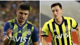 Herkes bunu konuşuyor: Mesut Özil ve Ozan Tufan...