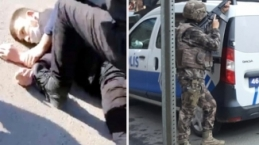 Polisi şehit eden zanlı böyle yakalandı
