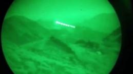 ATAK helikopterleri terör hedeflerini imha etti