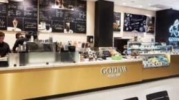 Godiva, Amerika'daki ilk kafesini New York'ta açtı