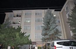 AFAD uyardı, yıkılma tehlikesi olan binalar boşaltıldı