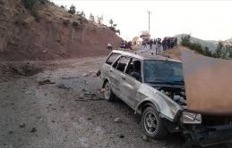 Siirt'te güvenlik korucusuna el yapımı patlayıcılı saldırı