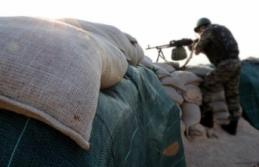 Afrin'de 1 asker şehit oldu, TSK bomba yağdırdı