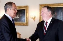 "Pompeo'dan Lavrov'a ""Venezuela""..."