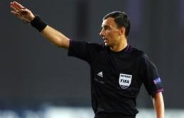 Türkiye-Moldova maçının hakemi belli oldu…