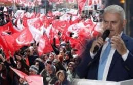 Binali Yıldırım'dan dikkat çeken Saadet Partisi...
