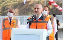 Bakan Karaismailoğlu: Van'dan Pervari'ye seyahat...