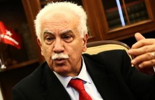 Perinçek HDP'nin üyelerine göz dikti