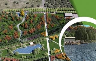Eski statları yeni statüsü 'Millet Bahçesi'