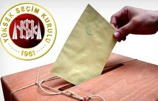 Partilere kritik liste uyarısı: Son 5 !
