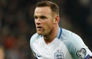 Rooney kariyerine ABD'de devam edecek