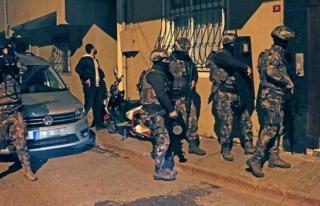 İstanbul merkezli terör operasyonu: 20 gözaltı