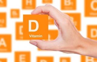 Birçok hastalığın sebebi D vitamini eksikliği
