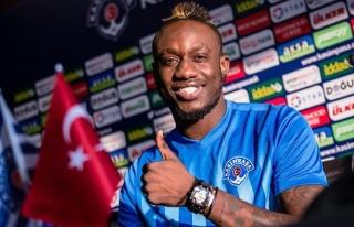 Kasımpaşa'nın Senegalli golcüsü: Türkiye'de...