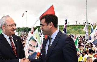 HDP ile CHP arasında yakınlaşma