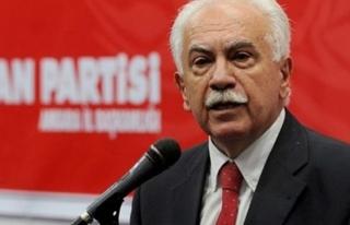 Perinçek: ABD'ye karşı mücadele eden Erdoğan'ın...
