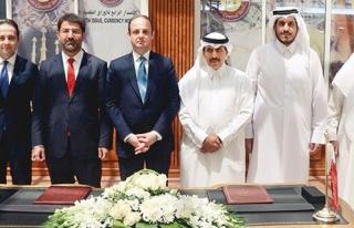 Katar ile Türkiye arasında Swap Anlaşması imzalandı