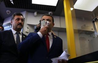Erdoğan'ın çağrısıyla TÜMKİAD'lı iş adamları...