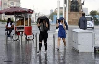 Meteorolojiden İstanbul için sağanak ve sel uyarısı