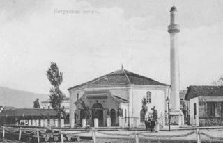 Müfid Yüksel'den Batum'daki Aziziye Câmi için...