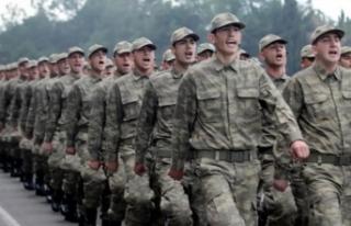 Bedelli askerliğe başvuru sayısı yarım milyonu...