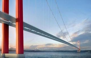 Çanakkale Köprüsü testten geçti