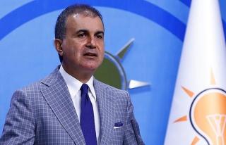 AK Parti Sözcüsü Çelik: Önemli olan vatandaşın...