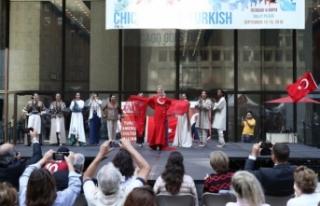 """""""Chicago Türkleşiyor"""" temalı festival"""