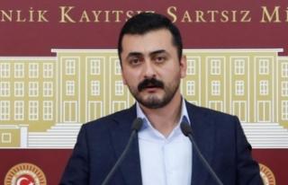 CHP'li Eren Erdem için karar verildi