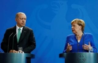 Erdoğan Alman gazeteciye sert çıktı