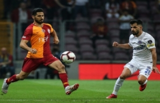 Galatasaray - Kasımpaşa : 4-1