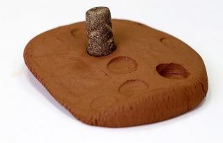 Harput'ta 2 bin 700 yıllık taş mühür bulundu