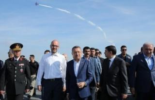 Oktay: Türkiye teknoloji ve havacılıkta ciddi bir...