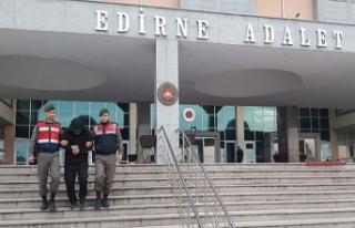 PKK şüphelileri Yunanistan'a kaçmaya çalışırken...