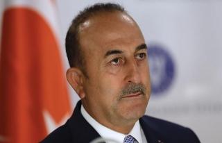 Bakan Çavuşoğlu: Teklifimiz açık