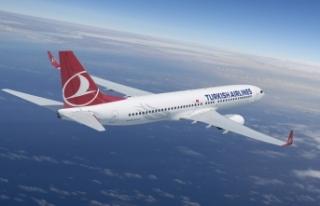 Türk Hava Yolları'ndan tarihi bir rekor daha