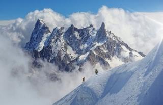 26 yıldır kayıptı, cesedi Alp Dağları'nda...