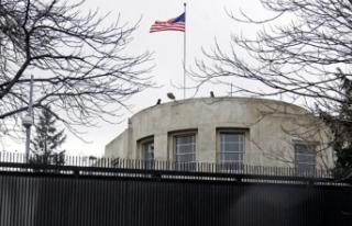 ABD Büyükelçiliği Batman'daki saldırıyı...