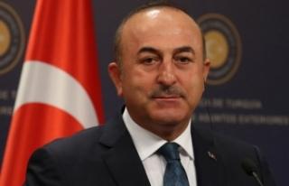 Bakan Çavuşoğlu Erbil ve Bağdat'ı ziyaret...