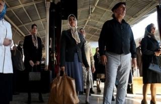 Balkan göçmenleri, Sirkeci Garı'nda buluştu