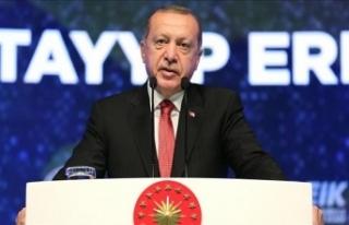 Başkan Erdoğan'dan dünya sistemi eleştirisi
