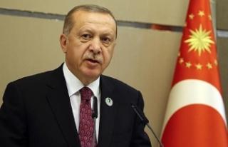 Başkan Erdoğan: Türkiye, IMF defterini tekrar açmamak...