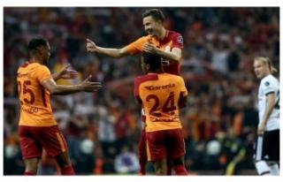 Beşiktaş'tan derbi tarihi için TFF'ye...