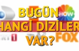 Bu akşam (9 Ekim ) TV'de hangi diziler var?