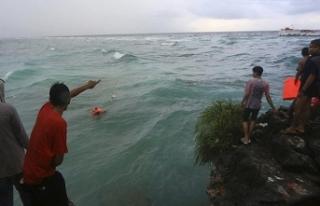 Cesetler sahile vurmaya başladı